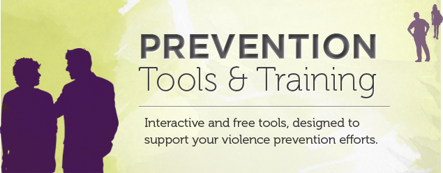 Prevention Tools & Training